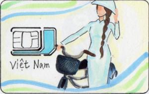 Jason'sTrip傑旅通訊-越南上網預付卡