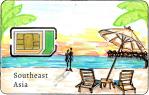 Jason'sTrip傑旅通訊-東南亞10國上網預付卡